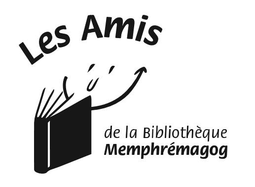 logo amis de la bibliotheque memphremagog