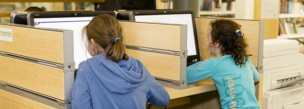 Prêt numérique à la Bibliothèque Memphrémagog