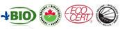 logos produit biologique