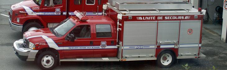 Camions-pompier