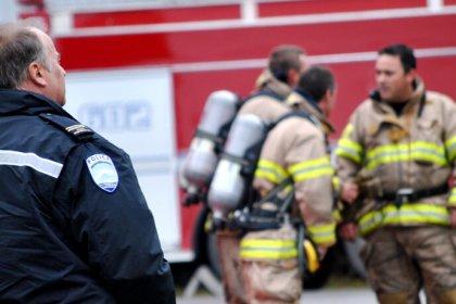 Visite sécurité incendie, mai, ville de Magog