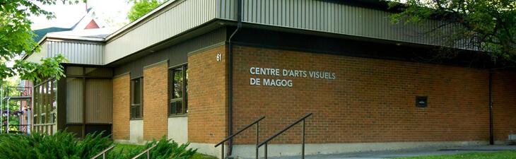centre d'arts visuels de magog