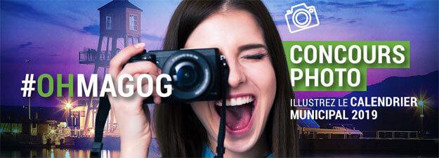Concours de photo Magog