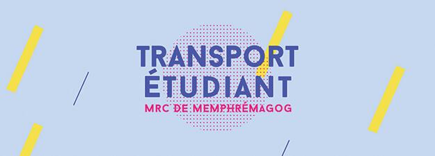 Transport étudiant Magog - MRC de Memphrémagog