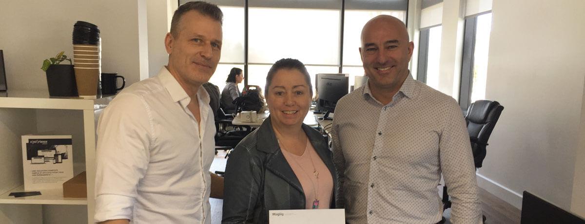 Magog offre une subvention de 10 000 $ à Projex Media