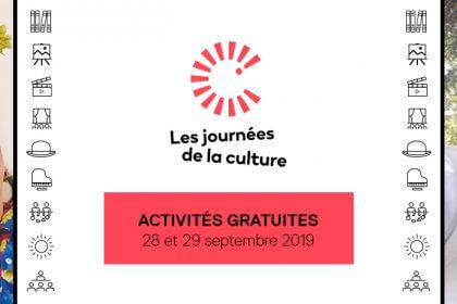 Journées de la culture Magog 2019