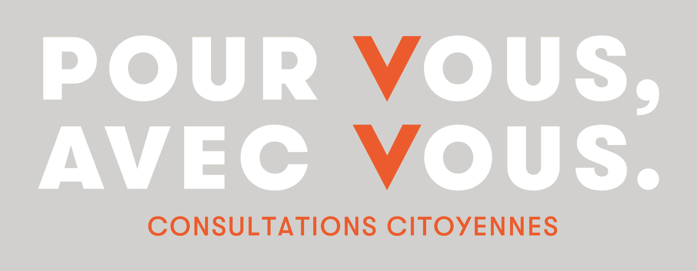 Ville de Magog | Consultations citoyennes : Pour vous, avec vous.