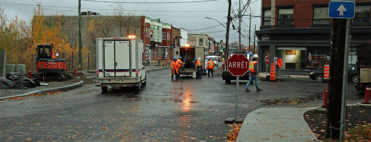 intersection-rue-sherbrooke-principale - octobre 2019