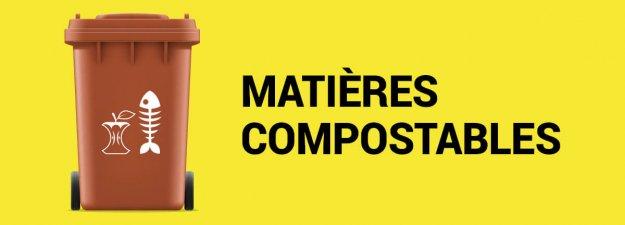 Ville de Magog | Bac brun : compostage