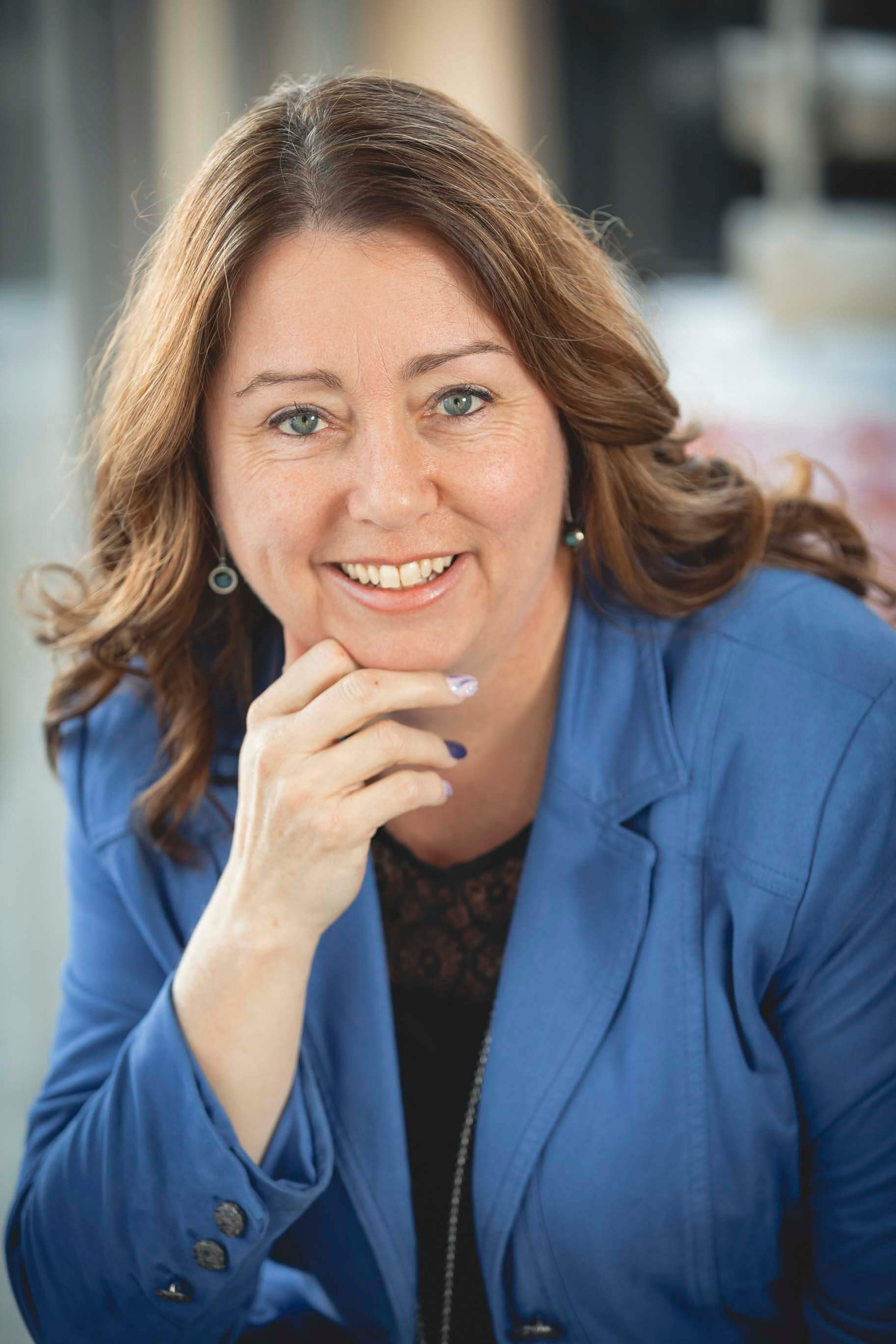 Ville de Magog | Vicki-May Hamm, mairesse