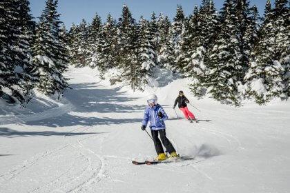 Ski au Mont-Orford