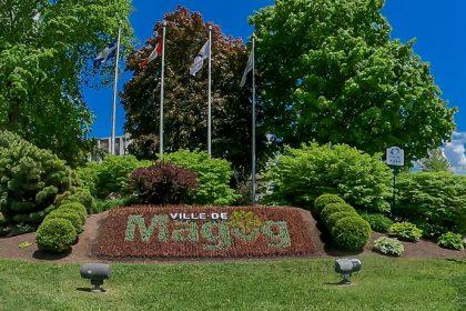 Fleurons du Québec - Magog 2020