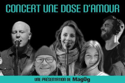 Ville de Magog | Communiqué - Un concert virtuel gratuit 100 % magogois!