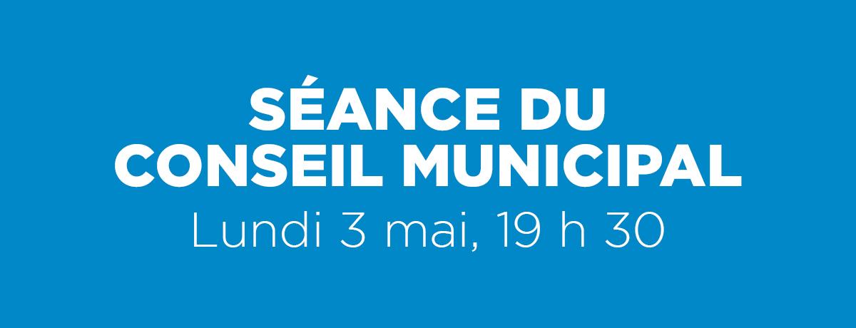Ville de Magog   Séance du conseil municipal du 3 mai 2021