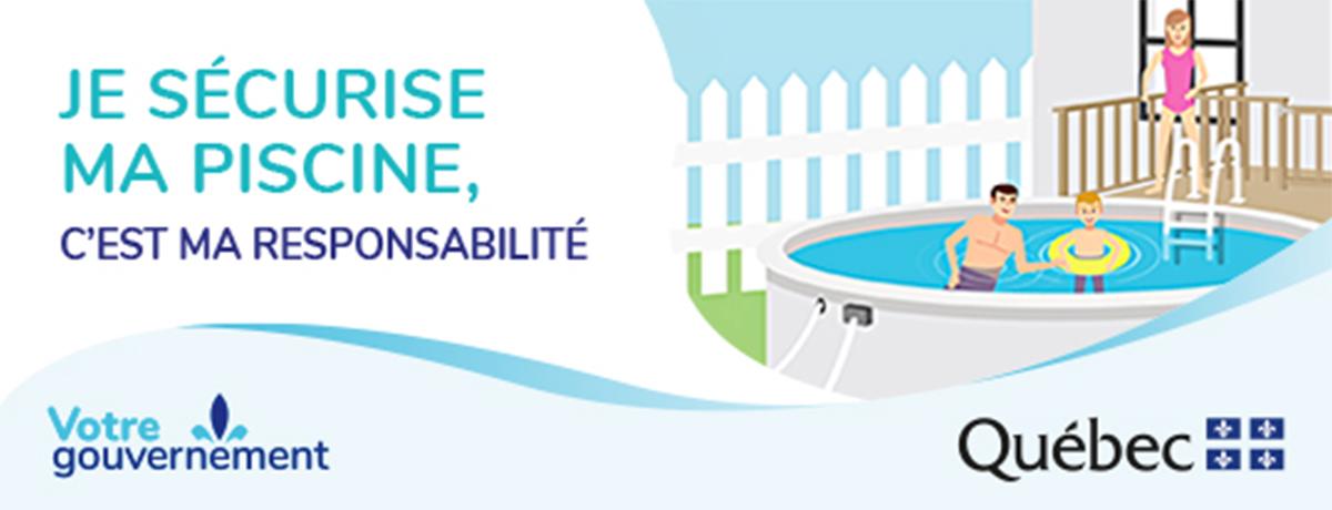 Communiqué - Révision du Règlement sur la sécurité des piscines résidentielles