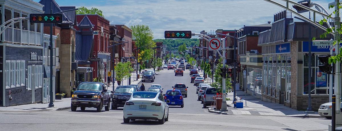 Communiqué - Le conseil municipal poursuit le processus pour modifier les règlements concernant la hauteur des bâtiments et la location à court terme au centre-ville