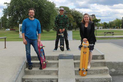 Communiqué - Une étape importante est franchie dans le projet du nouveau « skatepark »